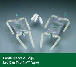 Leg Bags - Fabric Straps - 19oz - Bard 150719 by Choice