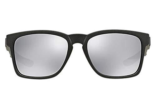 Óculos Oakley Catalyst Chrome Iridium - Steel