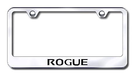 Amazon.com: Nissan Rogue Custom License Plate Frame: Automotive