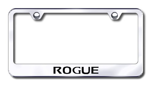 amazoncom nissan rogue custom license plate frame automotive