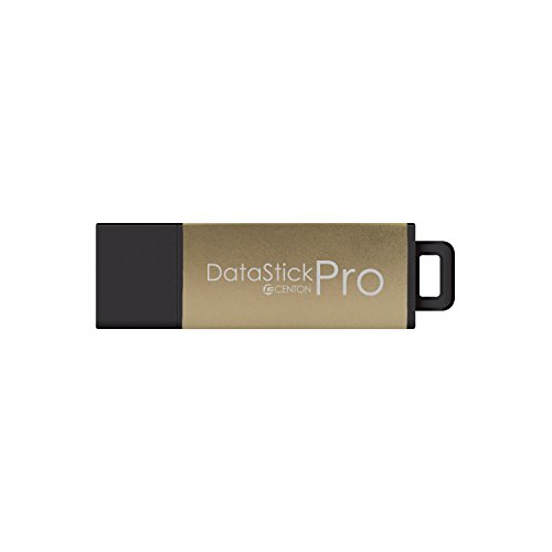 (Centon Electronics S1-U2P16-32G USB 2.0 Datastick Pro (Gold Metallic),)
