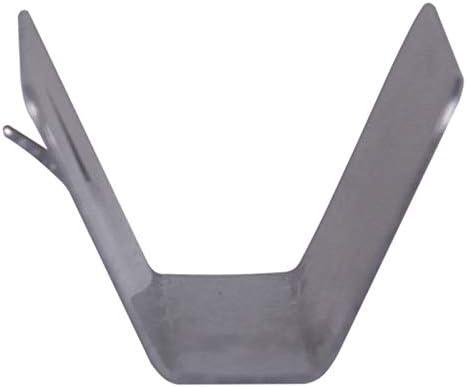 Xigeapg Universal Auto Regen Augenbraue Clip In Kanal Wind//Regen Abweiser Montage Clips Ersatz Teile 4 St/üCke
