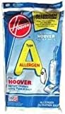 Hoover Filter Bags Type A Allergen Filtration 4010100A (3 Packs...