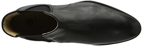 Hudson London Herren Selwyn Calf Black Chelsea Boots Schwarz (Black)