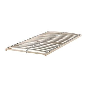IKEA SULTAN Lødingen - somier de láminas, gris claro - 70x200 cm: Amazon.es: Hogar