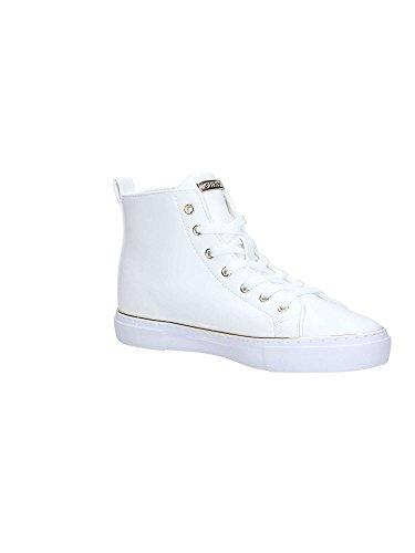 Donna BIANCO Guess FLGAR3ELE12 39 Sneakers vpqwzq7