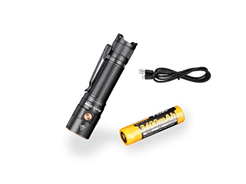 fenix E28R 18650 Powered Rechargeable Torch Flashlight,