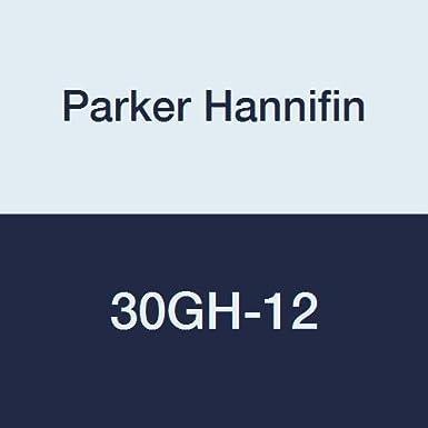 Parker Hannifin 30GH-12 Par-Barb Nylon Garden Hose Washer Fitting White 3//4 Female Garden Hose Parker Hannifin Corporation 3//4 Female Garden Hose