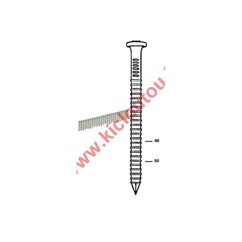 Spitzen-Band 21° 4,00x 40mm für Aufsteckkämme Dachüberstand