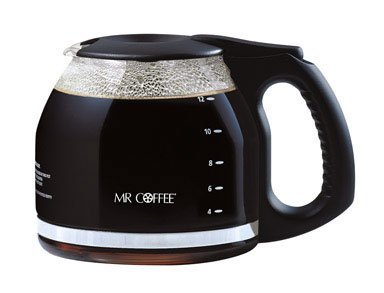 Mr. Coffee Replacement Carafe Black
