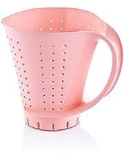 Strainer Flask Shape 700ml - Pink
