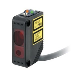 OMRON INDUSTRIAL AUTOMATION E3Z-LT81 2M LasrType,T/B,60M,Preiwre2M,PNP