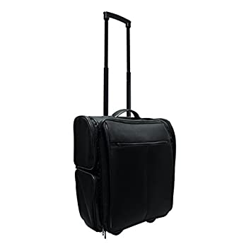a11737a24ab Amazon.com   City Lights Studio Pro Deluxe Travel Case on Wheels, Black    Makeup Travel Cases And Holders   Beauty