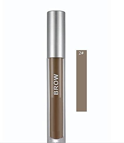 Huihuger Maquillaje a prueba de agua de la ceja del gel de larga duración resistente al