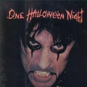 one halloween night blue marble vinyl
