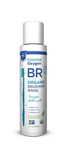 Travel Rinse - Essential Oxygen Brushing Rinse, Travel Size 3 Oz