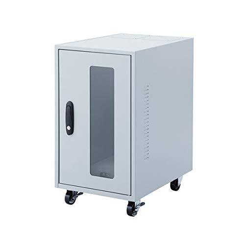 サンワサプライ 簡易防塵ハブボックス(4U) MR-FAHBOX4U ds-2096054 B07K34QSYX
