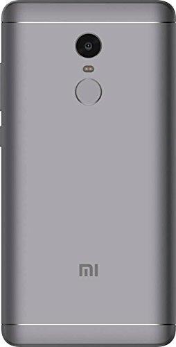 "Xiaomi Redmi Note 4 32GB Gray, 5.5"", Dual Sim, 13MP, GSM Unlocked Global Model, No Warranty"