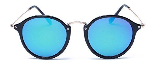 Azul para sol hombre de Gafas Outray w7Wgq8XB