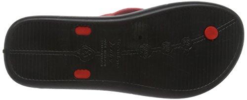 Red Strike Sandals Strike Flops Rider Flops Mens Mens Flip Flip Rider qTtUv
