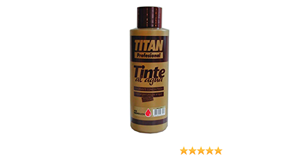 Titan - Tinte al agua Colorante Concentrado Titan Profesional ...