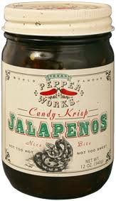 Texas Pepper Works Jalapenos 12 Ounce product image