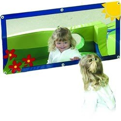 Children's Factory CF332-578 Sunny Meadow Mirror by Children's Factory