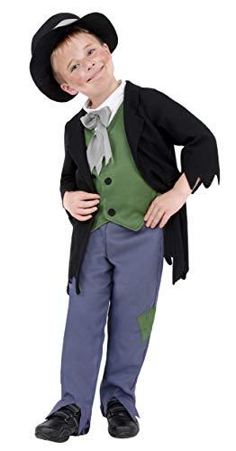 Smiffys Dodgy Victorian Boy Costume -