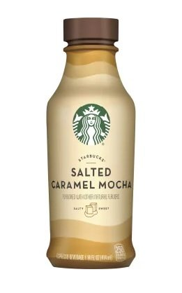 Starbucks Salted Caramel Mocha - 14fl.oz. (Salted Caramel Mocha, 6 Pack)