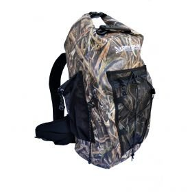 DryCase Waterproof Sport Backpack, 35 L, Camo   Jetstream Cat 5a8812240b