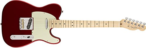 Fender American Professional Telecaster - Candy Apple Red w/Maple Fingerboard