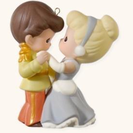 (Hallmark 2008 Cinderella and Her Prince Disney Precious Moments)