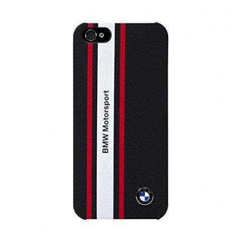 BMW Motorsport Sammlung harte Gummi Hülle für Apple iPhone 6/6S marineblau