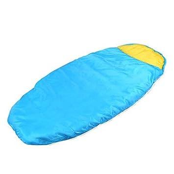 zyt Saco de dormir rectangular saco de dormir Cama individual (150 x 200 cm) 20 Algodón hueca 160 x 80: Amazon.es: Deportes y aire libre