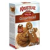 Krusteaz Holiday Cookie Bundle (Gingerbread, Snickerdoodle and Sugar)