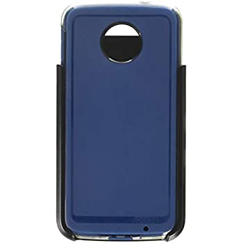 the latest 14d19 db6d6 Incipio Performance Series Level 4 for Moto Z Force Droid (Griffin) -  Navy/Yellow