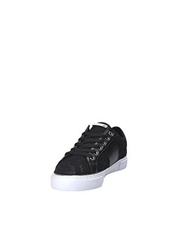 Pat12 Flgam1 Donna Guess Sneakers Black qBwC4Tc5R