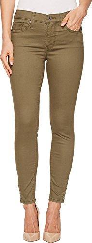 Levi's Women's 311 Snap Ankle Skinny Jeans, Kalamata Sateen 27 (US 4)