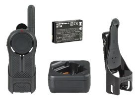2 Pack of Motorola DLR1020 Two Way Radio Walkie Talkies by Motorola