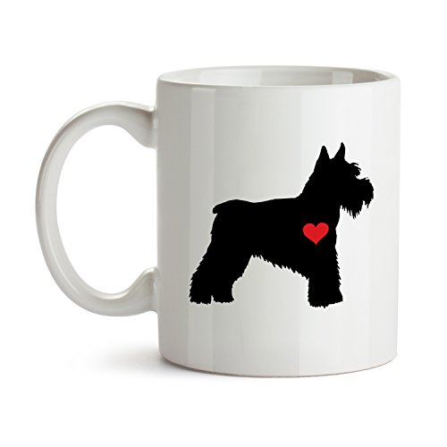 schnauzer coffee cup - 5