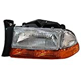 TYC 20-5064-09 Dodge Dakota Driver Side Headlight Assembly