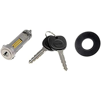 Dorman 924-897 Ignition Lock Cylinder for Select Saturn Models