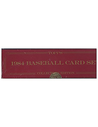 (1984 Topps Tiffany Baseball Complete Opened Set 792 Cards Don Mattingly Rookie)