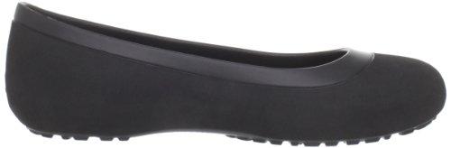 Crocs Plates Chaussures black Femmes Black Mammoth q8E1qxr