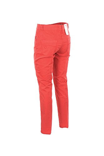 Jeans Estate 50 Primavera VIRGINIA 2018 Rosso BLU Donna J0000013 8853 B58H6qCwx