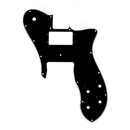 Fender '72 Telecaster Tele Custom Electric Guitar Pickguard Black