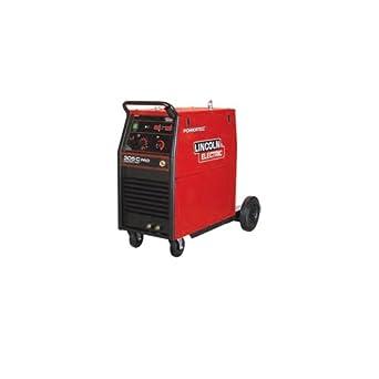 Lincoln Electric K14057-1 Soldadura Powertec 305C Pro: Amazon.es: Industria, empresas y ciencia