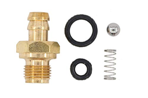 MOTOKU Power Pressure Washer Chemical Soap Injector Set Replaces Briggs & Stratton 190593GS 190635GS 203640GS Generac Workforce Simpson Craftsman