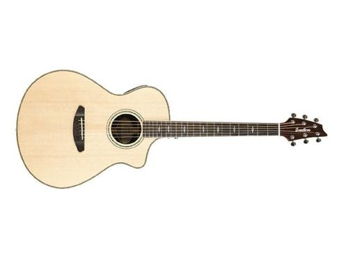 Breedlove Stage Dreadnought Acoustic Electric Guitar Natural -  STGDRED