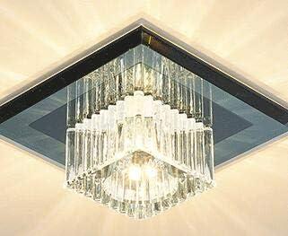 Rectangular Modern Crystal Chandelier Lighting